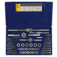 Hanson 53 Piece Machine Screw / Fractional Tap and Hexagon Die Set at Sears.com