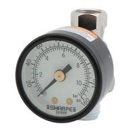 Sharpe Manufacturing High Volume Air Adjusting Regulator with Gauge  36AAV-HV at Sears.com