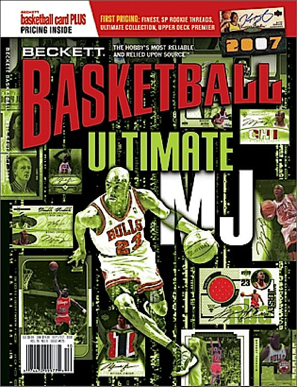 Beckett Basketball Collector Magazine