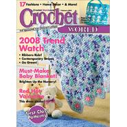 Crochet World Magazine at Sears.com