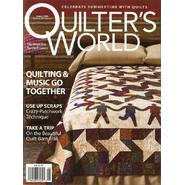 Quilter's World Magazine at Sears.com