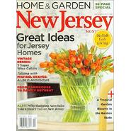 New Jersey Monthly Magazine at Kmart.com