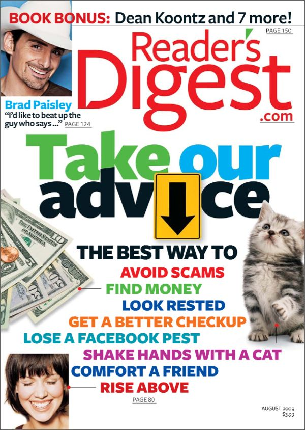 Reader's Digest Large Type Magazine
