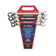 KD Tools 4 Piece Reversible GearWrench Completer Set- SAE at Sears.com