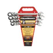 KD Tools 4 Piece Flex Head GearWrench Completer Set- SAE at Craftsman.com