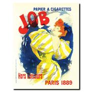 "Trademark Fine Art 14x19 inches ""Papier a Cigarettes Job"" by Cheret Art at Kmart.com"