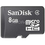 SanDisk Micro SD 8 GB Memory Card With Adapter at Kmart.com