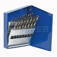 Hanson 21 Pc TURBOMAX® HSS Fractional Drill Bit Set - Metal Index at Kmart.com