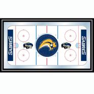 Trademark NHL Buffalo Sabres Framed Hockey Rink Mirror at Kmart.com