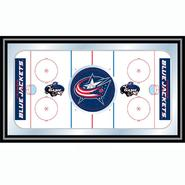 Trademark NHL Columbus Blue Jackets Framed Hockey Rink Mirror at Kmart.com