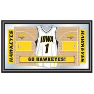 Trademark University of Iowa Basketball Framed Jersey Mirror at Kmart.com