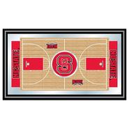 Trademark North Carolina State Basketball Framed Full Court Mirror at Kmart.com