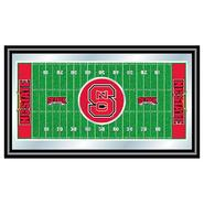 Trademark North Carolina State Football Field Framed Mirror at Kmart.com
