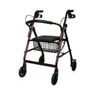 Medline BASIC ROLLATOR, BURGANDY at Kmart.com