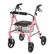 Medline BREAST CANCER AWARENESS ROLLATOR at Kmart.com