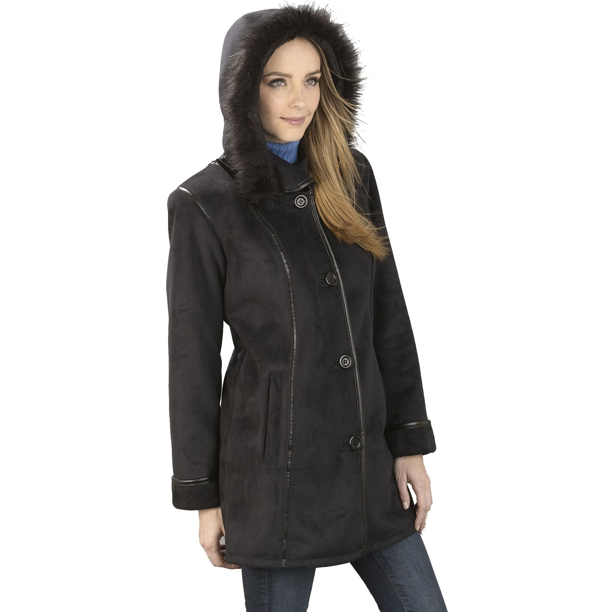 Excelled Women's Hooded Jacket at Kmart.com