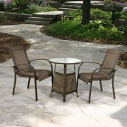 Delmar 3-Piece Patio Bistro Set at Kmart.com