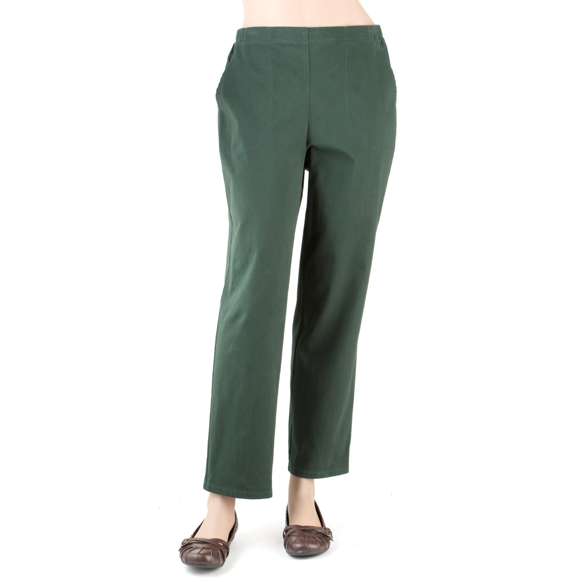 Kayo  Women's Tapered Leg Pant - Petite