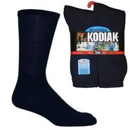 Kodiak Men's VALUE Cotton Crew Sock - 6 Pair Pack at Kmart.com