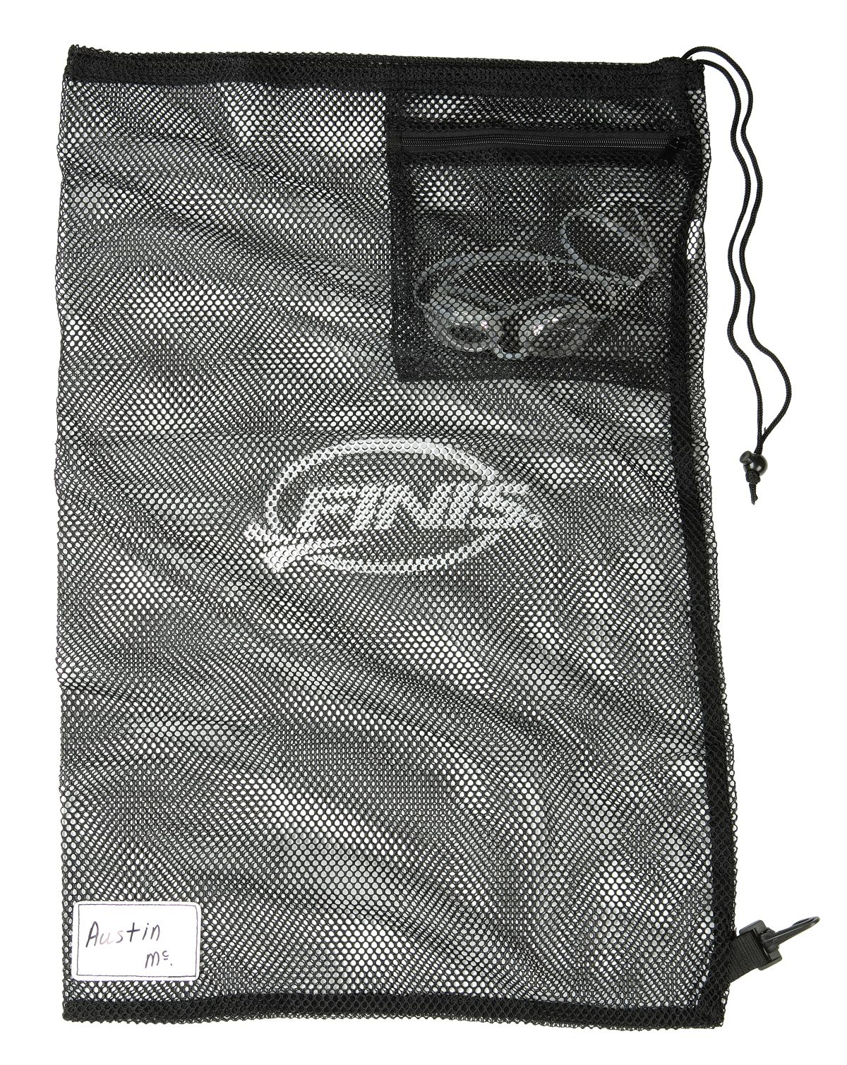 Mesh Gear Bag Black