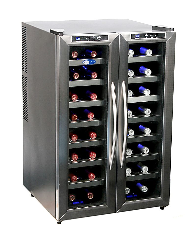 Whynter  Stainless Steel Wine Cooler 32