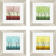 Sparse Trees set of 4 at Kmart.com