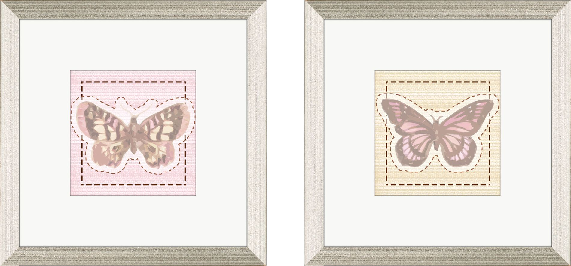 Butterfly Patches S/2