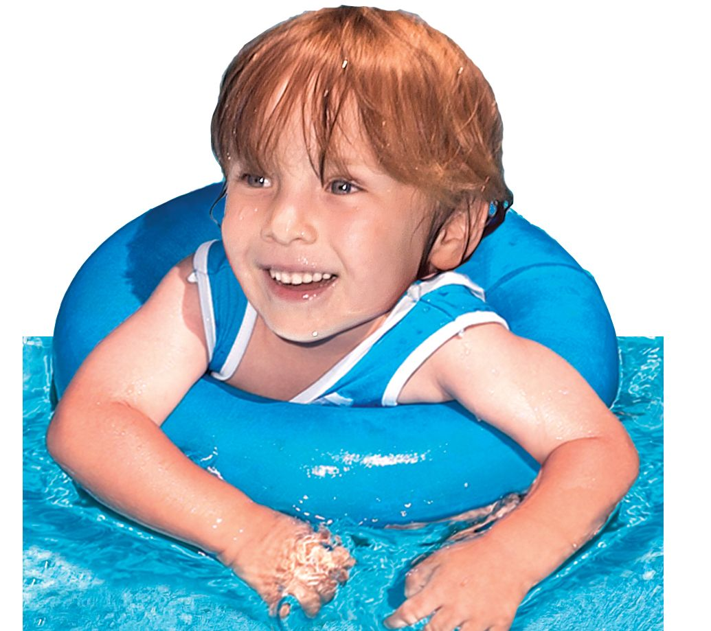 Children's Blue Swim-Tee Trainer for Swimming