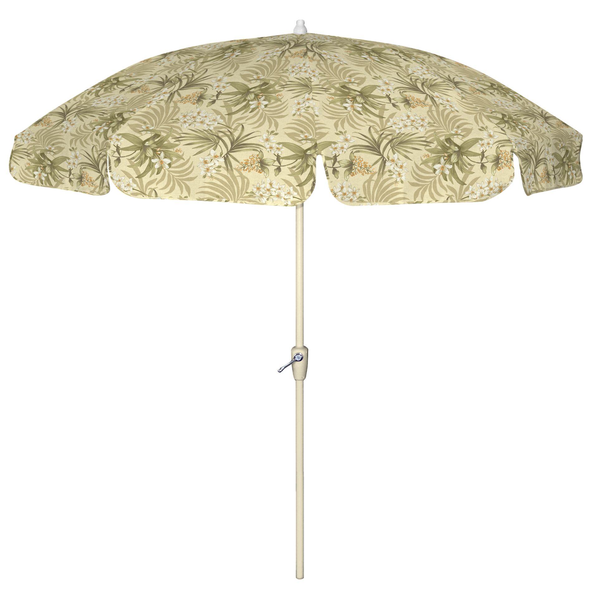 Arden Outdoor 7 1 2 Ft Patio Umbrella Doreena Twilight