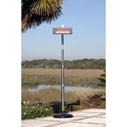 Mojave Sun 1500 Watt Stainless Steel Telescoping Infrared Patio Heater with Ceramic Glass Face at Sears.com