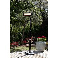 Mojave Sun 1500 Watt Black Powder Coat Telescoping Infrared Patio Heater with Ceramic Glass Face at Sears.com