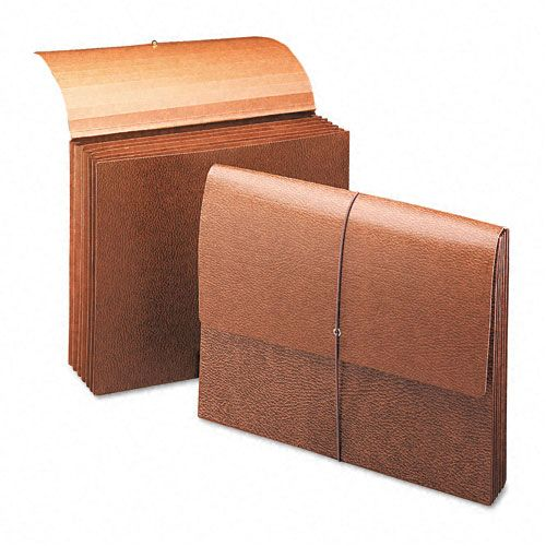 Smead Leather-Like Expanding Partition Wallets