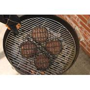 Charcoal Companion Non-Stick Hamburger Grilling Basket at Kmart.com