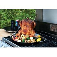 Charcoal Companion Non-Stick Vertical Poultry Roasting Wok at Sears.com