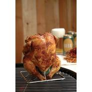 Charcoal Companion Stainless Folding Beer Can Chicken Rack at Sears.com