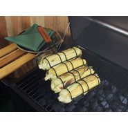 Charcoal Companion Non-Stick Adjustable Corn Grilling Basket at Kmart.com