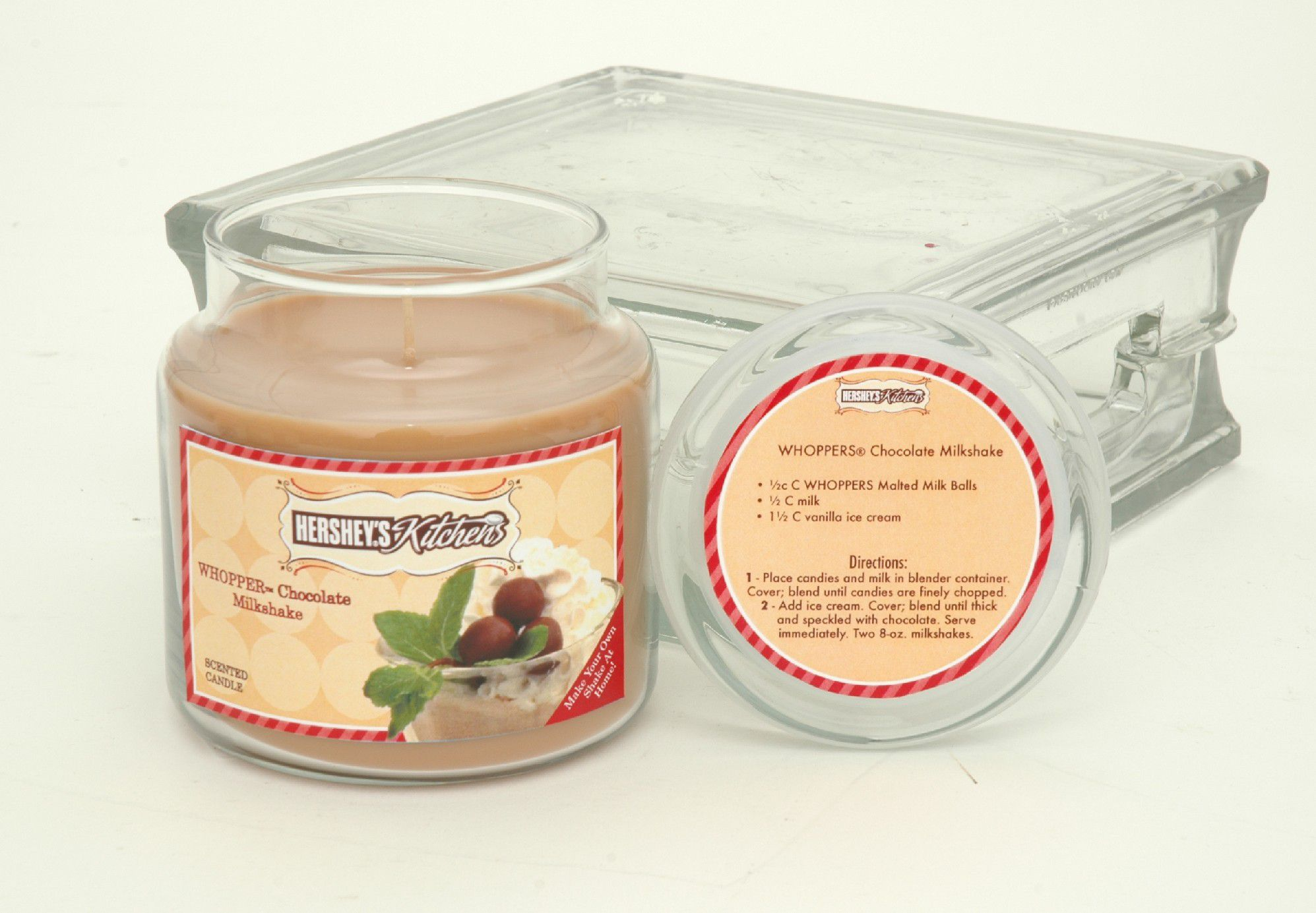 Hershey's Kitchen Scented Soy Candle -