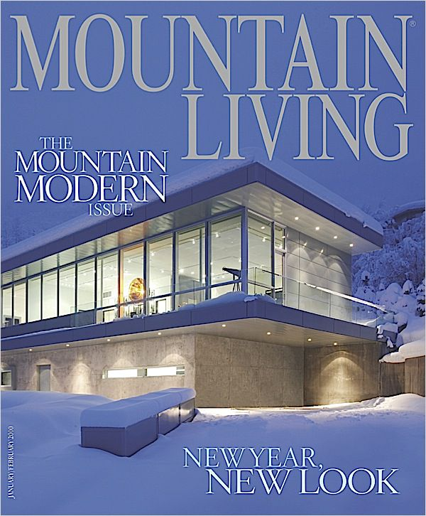 Mountain Living Magazine
