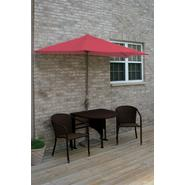 Terrace Mates 5 Piece Adena Set, Java, Red Olefin at Kmart.com