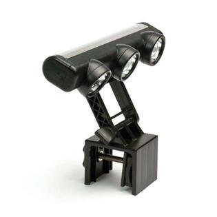 Steven Raichlen 3-Head LED Grill Light - NEW