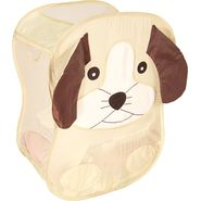 Innovative Home Creations Puppy Dog Square Laundry Hamper at Sears.com