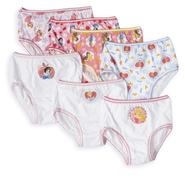 Disney Baby Toddler Girl's Princess 7-Pack brief at Sears.com