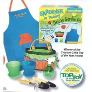 Sassafras Deluxe Gardener In Training Kit at Kmart.com