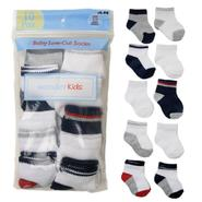 WonderKids Infant Boy's 10-Pair Low-cut Socks at Kmart.com