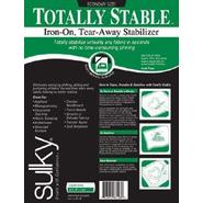 "Sulky Totally Stable Iron-On Tear-Away Stabilizer-20""X3 Yards at Sears.com"