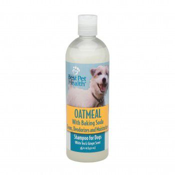 Best Pet Health  Oatmeal Shampoo