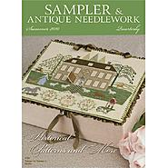 Sampler & Antique Needlework Quarterly at Sears.com