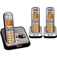 At&t DECT 6.0 3-Handset Cordless Phone w/ Digital Answering System at Sears.com
