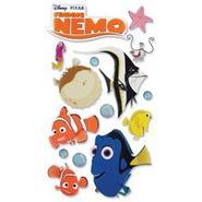 Jolees Disney Le Grande Dimensional Sticker-Finding Nemo - Nemo at Sears.com