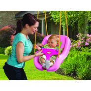 Little Tikes 2-in-1 Snug 'n Secure Swing Pink at Sears.com